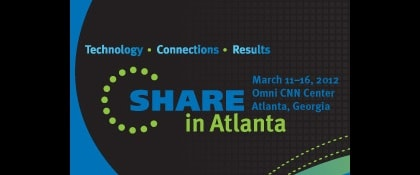 UNICOM Wraps up Busy Week at IBM SHARE Conference in Atlanta